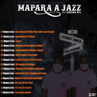 Download EP Zip Mapara A Jazz – Street Tunes 2nd Avenue