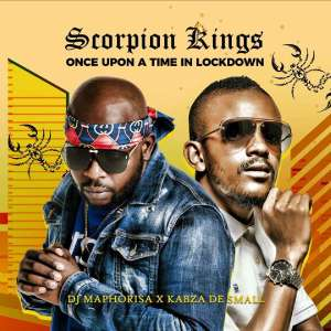Download Mp3: Dj Maphorisa & Kabza De Small (Scorpion Kings) – Nguwe Ft. Arienne Foo