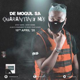 Download Mp3: De Mogul SA – Quarantine Mix