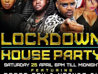 Dj Lesoul – Lockdown House Party mix