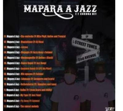 Mapara A Jazz – My Type Ft. Jeez Fuza