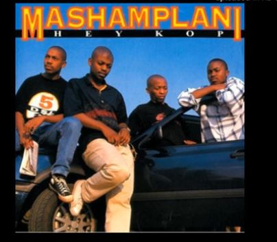 Mashamplani - Phansi Ngey'thupha Mp3 Download