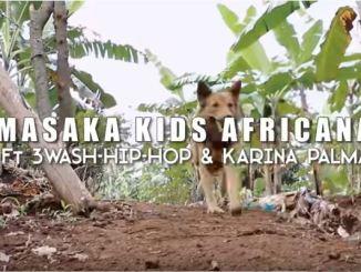 Masaka Kids Africana - Together We Can Ft. 3wash hip hop & Karina Palmira Mp3 Download