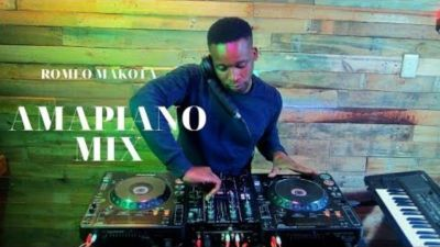 Romeo Makota – Amapiano Mix (29 June 2020)