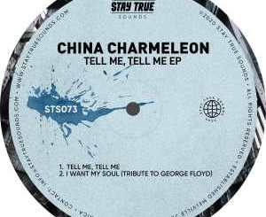 China Charmeleon Tell Me, Tell Me EP