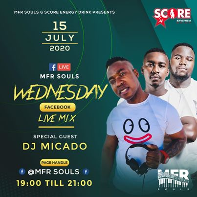 MFR Souls & DJ Micado – Score Energy Mix (Wednesday Live)