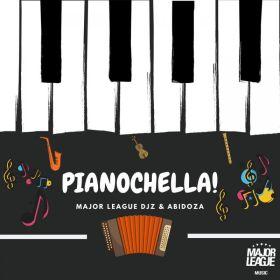 ALBUM: Major League DJz & Abidoza – Pianochella!
