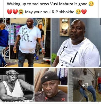 Originator of Amapiano Dance Step Vusi Mabuza Popularly Known As Papers 707 Is Dead