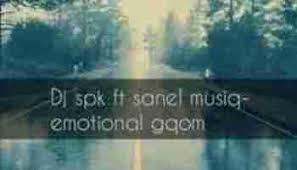 Dj SP K SA – Emotional Gqom Ft. Sanel Musiq
