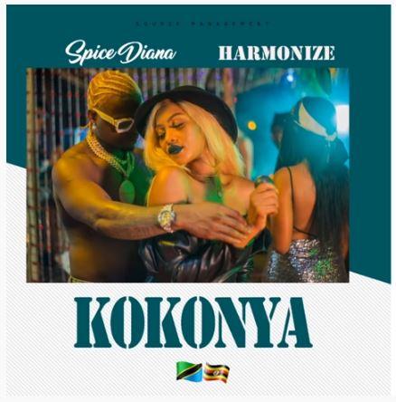 Spice Diana – Kokonya Ft. Harmonize Mp3 Download