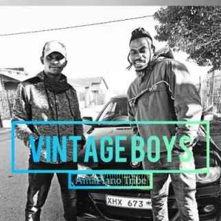 EP: Vintage Boys – The BLACK