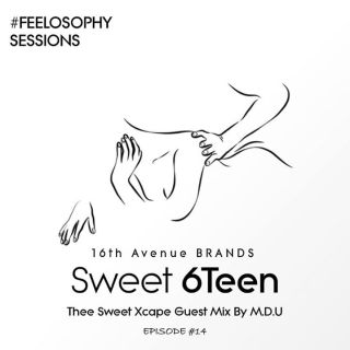 M.D.U – Thee Sweet Xcape Guest Mix Episode 14