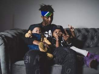 Emtee Shares 28th Birthday Experience With Sons