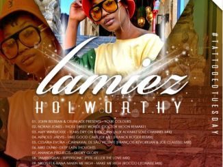 Lamiez Holworthy – TattooedTuesday 58 (The Morning Flava Mix)