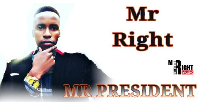 Mr Right – Mr President Open The Beer
