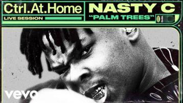 Nasty C – Palm Trees (Live Session) Vevo Ctrl.At.Home
