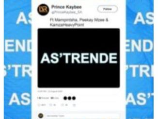 Prince Kaybee As'Trende Ft. Mampintsha, Peekay Mzee & KamzaHeavyPoint Mp3 Download