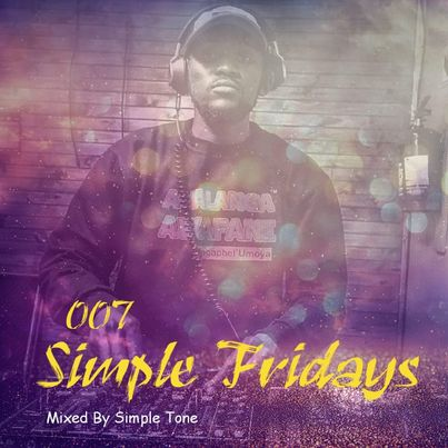 Simple Tone – SIMPLE FRIDAYS Vol 007