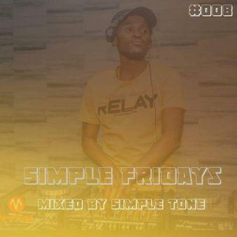 Simple Tone – Simple Fridays Vol. 008 Mix