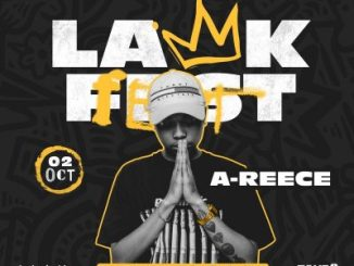 Watch Full Video of A-Reece Performance at #LawkFest