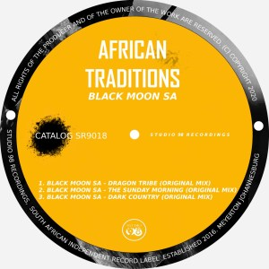 EP: Black Moon SA – African Traditions
