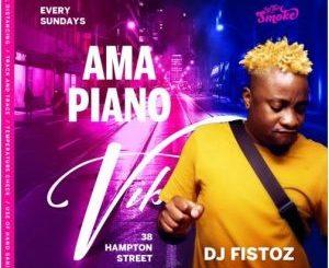 DJ Fistoz – Amapiano Mix 2020