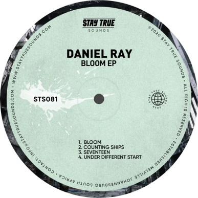 EP: Daniel Ray – Bloom