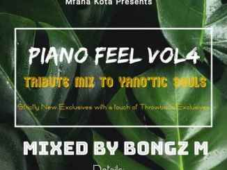 Bongz M – Piano Feel Vol. 4