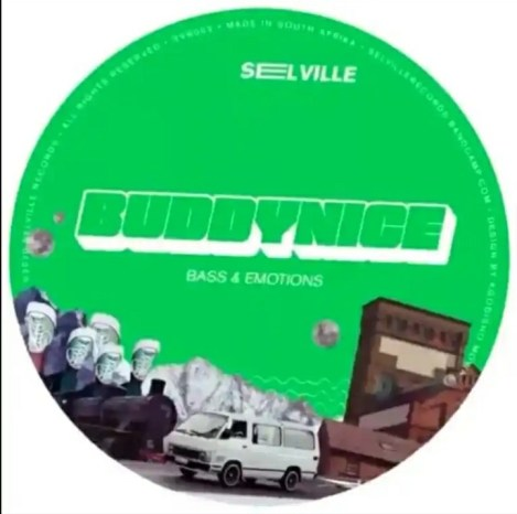 Buddynice – Redemial King 003 (Redemial Sounds)