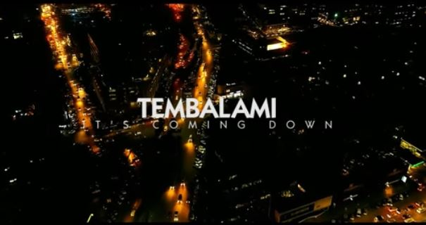 Tembalami uses the battle of Jericho as a mirror of what we go through every day and how GOD's grace is sufficient for every situation.