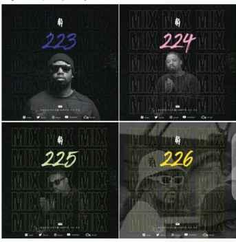 DJ PH – Mix 224