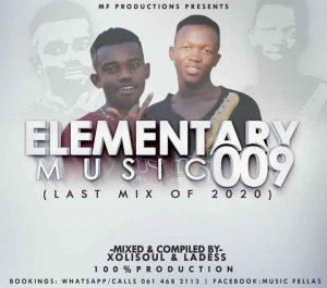 Music Fellas (Xolisoul & Ladess) – Elementary Music 009 (Production Mix)
