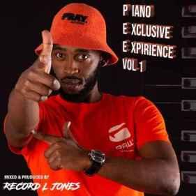 Record L Jones – Piano Exclusive Experience Vol. 1 Mix