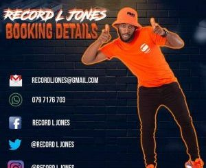 Record L Jones – Silence Is Golden Ft. Nhlanhla The Guitarist