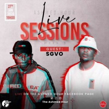 SGVO – Ashmed Hour Mix (Guest Mix)