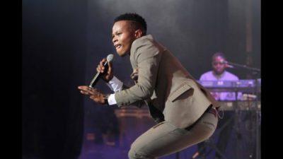 Ayanda Ntanzi – According To Your Grace