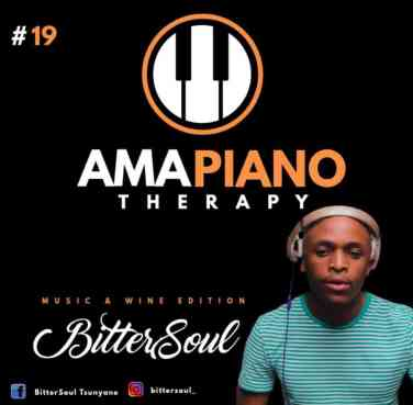 BitterSoul – Amapiano Therapy Vol. 19 (Music N' Wine Edition)