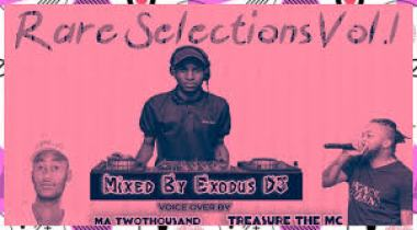 Exodus Deejay – Rare Selections Vol.1