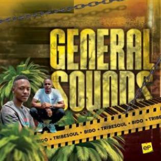 EP: Tribesoul & Bido Vega – General Sounds