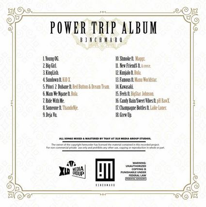 B3nchmarq – Power Trip