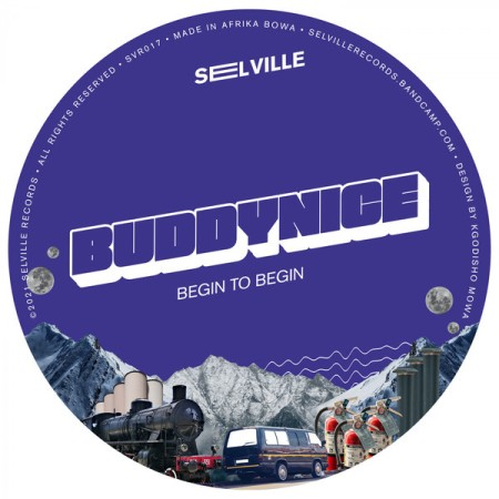 EP: Buddynice – Begin To Begin