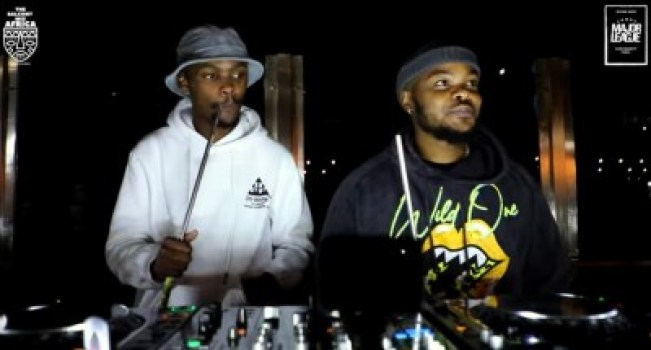 Major League Djz – Amapiano Live Balcony Mix Africa B2B Semi Tee Live | S2 | EP 11