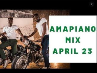 PS DJz – Amapiano Mix 23 April