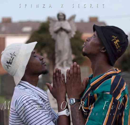 EP: Spinza & Secret – Modimo O Re File (God Gave Us)