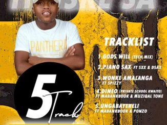 EP: Thuske SA – 5 Tracks Appreciation
