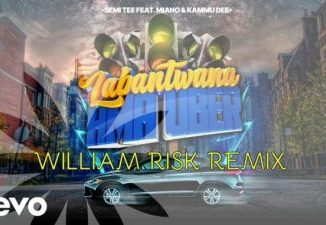 Semi Tee, Miano, Kammu Dee, Labantwana Ama Uber, (William Risk Remix), mp3, download, datafilehost, fakaza, DJ Mix
