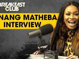 Watch Bonang, Matheba's Interview, On Breakfast Club, Video, mp3, download, datafilehost, fakaza, DJ Mix