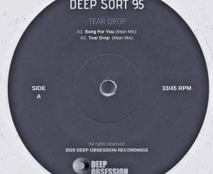 Deep Sort 95, Tear Drop, download ,zip, zippyshare, fakaza, EP, datafilehost, album