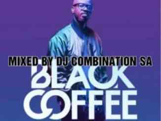DJ Combination SA, Black coffee Deep House/Afro House Mix 2020 VOL 2, mp3, download, datafilehost, toxicwap, fakaza