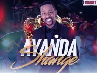 Ayanda Shange, The Altar of Praise, Vol. 1, download ,zip, zippyshare, fakaza, EP, datafilehost, album